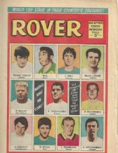 Rover Comic May 16th 1970 World Cup Pele (1)